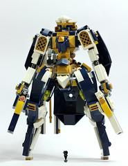 NAMp 01 (Chokolat Shadow AKA PixelMeCrazy) Tags: lego moc mech mecha