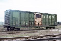 CB&Q Class XML-11 49451 (Chuck Zeiler 54) Tags: cbq class xml11 49451 burlington railroad boxcar box car freight eola train chuckzeiler chz