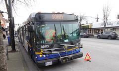 Sorry Bus needing road service (D70) Tags: sorry bus needing road service 2007 nfi d60lfr cummins ism allison wb500r6 diesel b8113