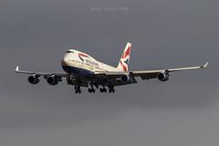Boeing 747-436 G-CIVN British Airways (msd_aviation) Tags: boeing boeing747 b747 boeing747400 b747400 jumbo b744 gcivn britishairways bcn leblbarcelona elprat airport joseptarradellas aviation aviationpics aviationfans aviationlovers aviationgeeks aviationphotos spotting spotters planespotters planespotting airplanes aircraft queenofskies queenoftheskies