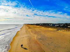 2018.12.29 Rehoboth Beach by Drone, Rehoboth Beach, DE USA 0151
