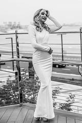 Andrea NB-46 (Willy_G91) Tags: vert andrea model fashion portrait girl woman pretty beautiful cute gorgeous sexy stunning outside outdoors nikon d610 photoshoot colour duba black white noir blanc noirblanc blackwhite bnw