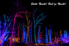 Stille Nacht (Me in ME) Tags: boothbay lights maine nightshot