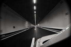 Tunnel (appberg) Tags: blackwhite black white blackandwhite tunnel street canon g7x schwarz weiss sw bw monochrome