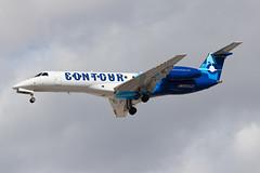 Contour Aviation Embraer ERJ-135LR N15527 (jbp274) Tags: las klas mccarran airport airplanes lf embraer erj135 erj contour contouraviation