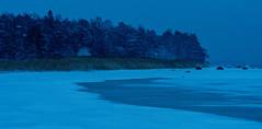 Kallahdenniemi, East-Helsinki, Finland. (Esa Suomaa) Tags: esasuomaa helsinki finland scandinavia winter talvi olympusomd