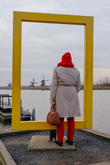 Kinderdijk (Halans) Tags: be19 belgium2019 kinderdijk redmom nederland windmill