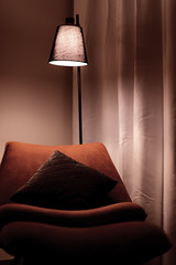 And I Always Sleep With My Guns When You're Gone (○gus○) Tags: nikond750 850mm f14 180 room bedroom camera hotel albergo poltrona armchair fauteuil red rosso brown marrone light luce pillow cuscino curtain tenda amsterdam holland olanda schipholairport schiphol airport novotelamsterdamschipholairport ʂ