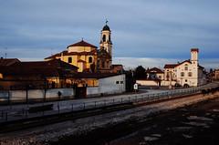 Gaggiano (mimmo_laforesta) Tags: gaggiano landscape ricohgrii goldenhour