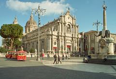 (Almusaiti) Tags: basilicacattedralesant'agata basilica cattedrale catedral cathedral catania sicilia sicily italia italy almusaiti sigmadp1 foveon