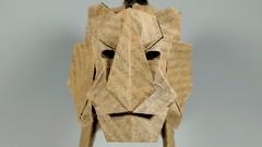 lion (guangxu233) Tags: art fold paper paperart paperfolding handmade hideokomatsu animals lion origami origamiart 折纸 摺紙 折り紙 折り紙作品