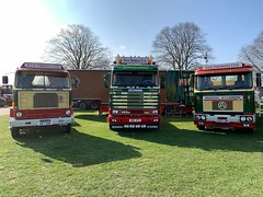 Norwich Showground 2019 (South Strand Trucking) Tags: vintge show lorry classic scania tractor commer dodge norfolk thomas john ken italian job v8 seddon atkinson volvo