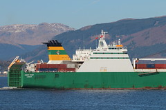 MV Hurst Point (corax71) Tags: mvhurstpoint hurst point mv class pointclass sealift sealiftship sealiftvessel sealiftboat roll off roro rollonrolloff ship shipping boat vessel craft marine maritime sea coast coastal water cargo freight cargovessel cargoship cargoboat freightboat freightvessel freightship freighter naval auxiliary navalauxiliary navy military combat warfare war ministry defence ministryofdefence mod armed forces armedforces navalforce navalforces imo imo9234068 9234068 mmsi mmsi235500000 235500000 cloch clochpoint gourock inverclyde scotland great britain greatbritain united kingdom unitedkingdom gb uk