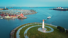 Lions Lighthouse (Thành Trịnh | Photography) Tags: thanhtrinhphotography drone aerial lighthouse lionslighthouse shorelinevillage longbeach wedding engagement portrait businessportrait newborn baptism baby holidays babyshower birthday prewedding surprised romantic proposal ceremony candidmoments reception anniverssary graduation family familyphoto familypictures