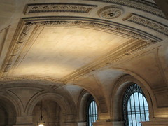 New York Public Library Entrance Hall Lobby 3613 (Brechtbug) Tags: new york public library entrance hall lobby 5th ave facade city interior stairs staircase stone marble 2019 nyc 03122019 art architecture designed by artist sculptor paul wayland bartlett carved the piccirilli brothers was two lions main branch stephen a schwarzman building consolidation astor lenox libraries beaux arts design style
