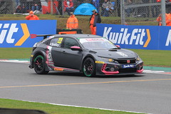 22 Chris Smiley (aledy66) Tags: canon eos 6d 6d2 markii mk2 mkii btcc brands hatch kwik fit british touring car championship 2019 ef70300mm honda civic type r