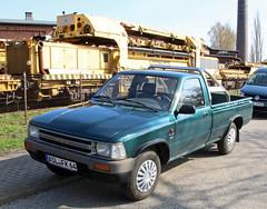 Hilux (Schwanzus_Longus) Tags: stasfurt german germany japan japanese modern car vehicle pickup pick up truck ute toyota hilux
