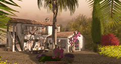 Soul2Soul Mediterranean Village (Layla Falconvale) Tags: soul2soul sl slphotography laylafalconvale mediterranean villa