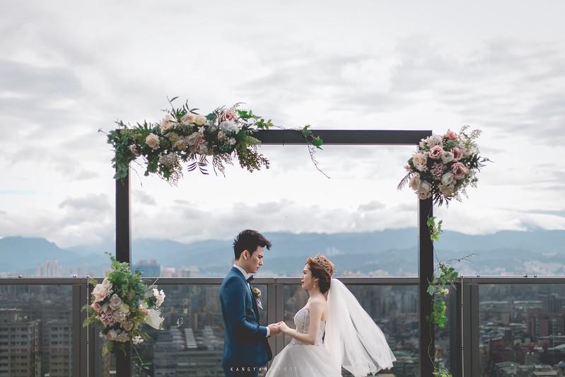 [台北婚攝] Gary&Angel 早儀午宴 婚禮紀錄 @台北格萊天漾大飯店 天漾廳| #婚攝楊康