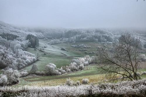 Frozen Valley of the Seven Castles