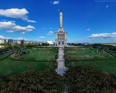 Monumento a los Héroes de la Restauración (juan.sangiovanni) Tags: santiago monumento restauración héroes