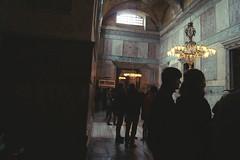 Hagia Sophia talking (Insher) Tags: hagiasophia istanbul turkey byzantium church ayasofya