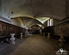 Convento B, Italy (ObsidianUrbex) Tags: abandoned convent convento digital photography italy urban exploration urbex