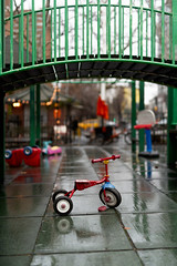 The Lower East Side (joe holmes) Tags: tricycle lowereastside manhattan playground