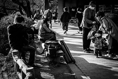 P2JG6515 (jojotaikoyaro) Tags: kichiojoji musashino tokyo japan fujifilm street streetphography snapshot candid monochrome xpro2 voigtlander nokton noktonclassics 35mmf14