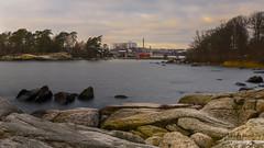 _61A9783 (fotolasse) Tags: karlshamn sony a7r ii natur nature hav see ship långexponering sweden sverige nyacanon5dmark3