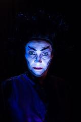 Yvonne Princesa de Borgoña de Witold Gombrowicz (IH+ Estudio) Tags: azul arte book´s modelos actores músicos teatro cine