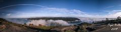 Neboa na ria (pepe_bello) Tags: niebla neboa riadeferrol ferrol ferrolterra galicia miradordabailadora ares