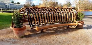 """The Verdun Oak"". Kew Gardens. London. UK"