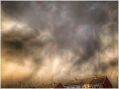 passing rainstorm (Andy Stones) Tags: rain virga weather weatherwatch cloud clouds nature naturephotography naturelovers natureseekers rainfall scunthorpe lincolnshire northlincolnshire northlincs nlincs