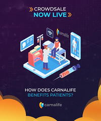 carnalife (himanshu47sk) Tags: blockchaintechnology blockchainrevolution healthcareonblockchain ico crowdsale medapp carnalife healthcare healthcaremanagement healthcareassistant ai artificialintelligence doctors smartcontracts patients instahealth medscool medicare medical