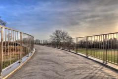 IMG_0704_5_6HDR_Weser (HDRforEver) Tags: hdr karstenhöltkemeier photomatix canon m50 eosm50 bridge brücke new interesting blue sky bluesky