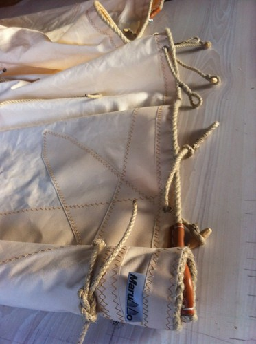 Detaljer storsegel-Details mainsail