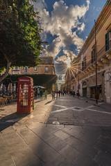 Valletta (Vagelis Pikoulas) Tags: valletta malta holidays travel sunset sunshine sky sunburst sun canon 6d tokina 1628mm view city cityscape urban landscape february winter 2019