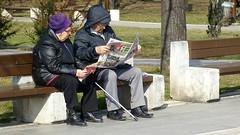 Sofia '19 (faun070) Tags: sofia bulgaria street people couple ~lovephotography~