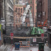 WSDOT Photo: Post Avenue after Columbia ramp demolition