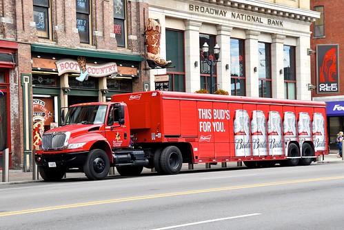 Budweiser - Nashville Tn