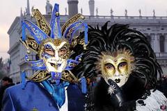 QUINTESSENZA VENEZIANA 2019 062 (aittouarsalain) Tags: venezia venise carnaval carnavale masque costume chapeau