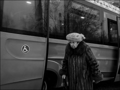 DR160302_1534D (dmitryzhkov) Tags: urban city everyday public place outdoor life human social stranger documentary photojournalism candid street dmitryryzhkov moscow russia streetphotography people man mankind humanity bw blackandwhite monochrome