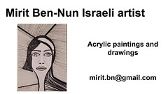 Mirit Ben-Nun art world women woman female art artist artistic artist artists (female art work) Tags: material no borders rules by artist strong from language influence center art participates exhibition leading powerful model diferent special new world talented virtual gallery muse country outside solo group leader subject vision image drawing museum painting paintings drawings colors sale woman women female feminine draw paint creative decorative figurative studio facebook pinterest flicker galleries power body couple exhibit classic original famous style israel israeli mirit ben nun