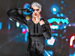 Diamond Heart (Fay Orfan) Tags: secondlife sl avatar 3d edited