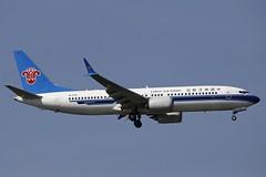 B-1175 BKK 13.12.2018 (Benjamin Schudel) Tags: b1175 boeing 737 max 8 china southern bkk bangkok international thailand