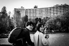 P2JG6498 (jojotaikoyaro) Tags: kichiojoji musashino tokyo japan fujifilm street streetphography snapshot candid monochrome xpro2 voigtlander nokton noktonclassics 35mmf14