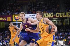 DSC_0216 (VAVEL España (www.vavel.com)) Tags: fcb barcelona barça basket baloncesto canasta palau blaugrana euroliga granca amarillo azulgrana canarias culé