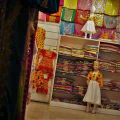 Just One Dress (michael.veltman) Tags: doha qatar girl dress