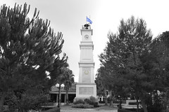 Memorial (born to be an artist) Tags: messini greece heroes memorial